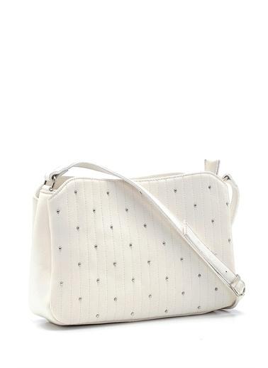 Derimod Kadın Çanta (2133) Casual Beyaz